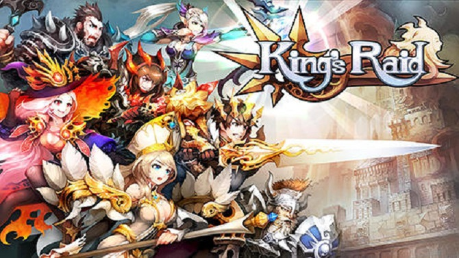 king's raid features