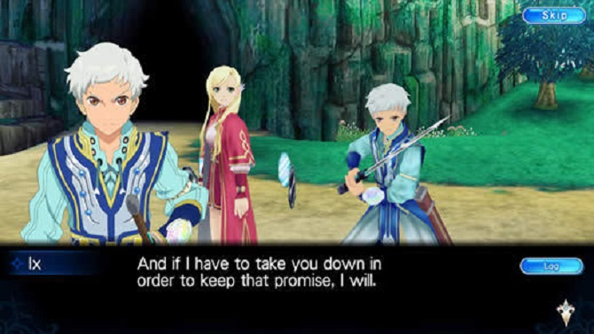 tales of the rays storyline
