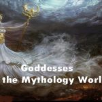 the awesome Goddesses in the world of mythology